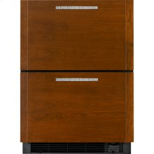 24-inch Under Counter Refrigerator/Freezer Drawers, Panel Ready