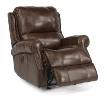 Miles Leather Power Gliding Recliner