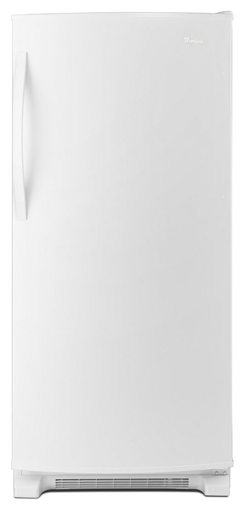 31-inch Wide All Refrigerator with LED Lighting - 18 cu. ft.  WHITE