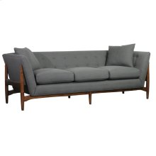 Rebecca Sofa - Zorro Charcoal New!