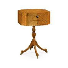 Satinwood Ladies Work Table