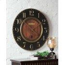 "Alexandre Martinot 30"" Wall Clock Product Image"