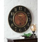 "Alexandre Martinot 30"" Wall Clock Product Image"