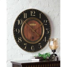 "Alexandre Martinot 30"" Wall Clock"