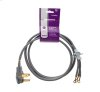Smart Choice 6' 30-Amp. 3-Prong Dryer Cord