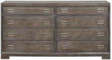 Bromeley Double Drawer Chest W552F