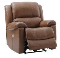 E1716 Xan Pwr Chair 177136lv Peanut Brown Product Image