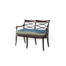 Recollections From Hanover Square Settee