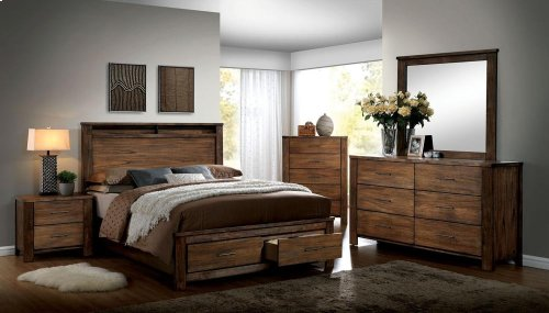 King-Size Elkton Bed