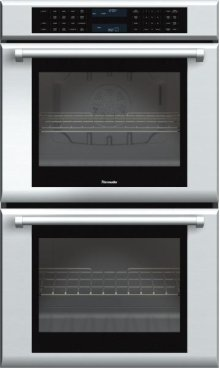 """30"""" Masterpiece® Series Double Oven with professional handle"""