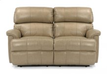 Chicago Leather Power Reclining Loveseat