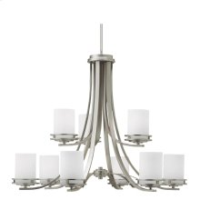 Hendrik Collection Hendrik 9 Light Chandelier - NI