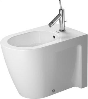 White Starck 2 Bidet Floorstanding Product Image