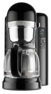 12 Cup Coffee Maker with One Touch Brewing - Onyx Black Product Image