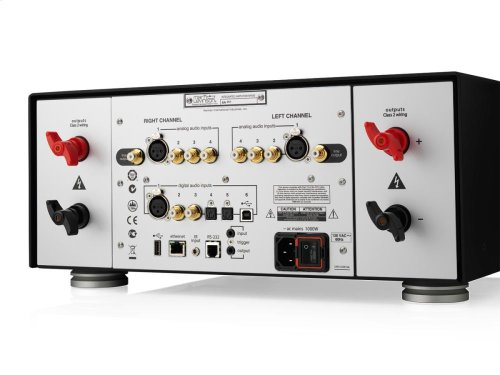 Integrated Amplifiers