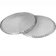 "Type H2 Aluminum Open Mesh Grease Filter 8.0"" Diameter x .059"""