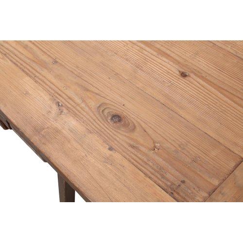 Sawbuck Desk