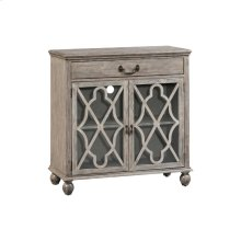 Hawthorne Estate 1 Drawer 2 Door Fretwork Sideboard