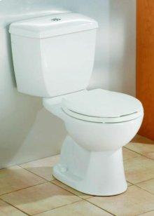 DUAL FLUSH Toilet Round Front