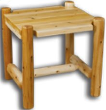 W1409 End Table