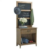 Chalkboard Top - Honey Pine Finish