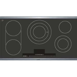 BoschBENCHMARK SERIESBenchmark Series - Black with Stainless Steel Frame NETP666SUC