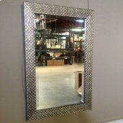 Silver Wave Mirror 2 Per Box Product Image