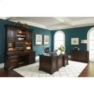 """74"""" Executive Desk Top Product Image"""