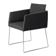 Park Arm Chair Black