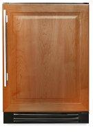 24 Inch Overlay Solid Door Undercounter Refrigerator - Left Hinge Overlay Solid Product Image