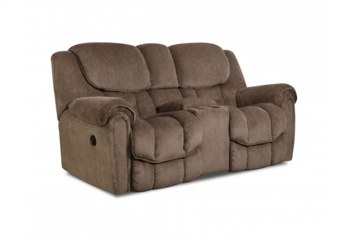 122-23-17  Rocking Console Loveseat