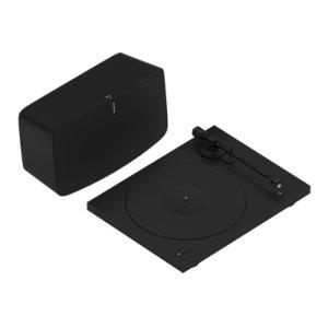 SonosBlack- Vinyl Set