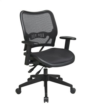 Deluxe Chair With Airgrid Seat and Back