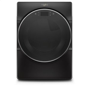 WhirlpoolWhirlpool(R) 7.4 cu. ft. Smart Front Load Gas Dryer - Black Shadow