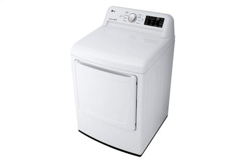 7.3 cu. ft. Gas Dryer with Sensor Dry Technology