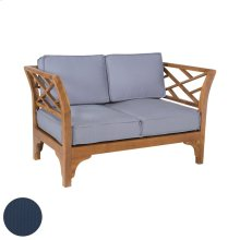 Patio Branch Love Seat Cushions