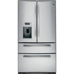 GE ProfileGe Profile™ Series 20.7 Cu. Ft. Refrigerator With Armoire Styling