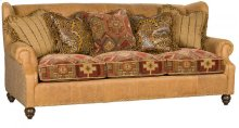 Lucy Leather Fabric Sofa
