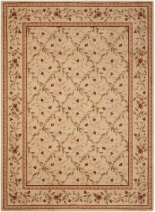 Ashton House As08 Bge Rectangle Rug 5'6'' X 7'5''