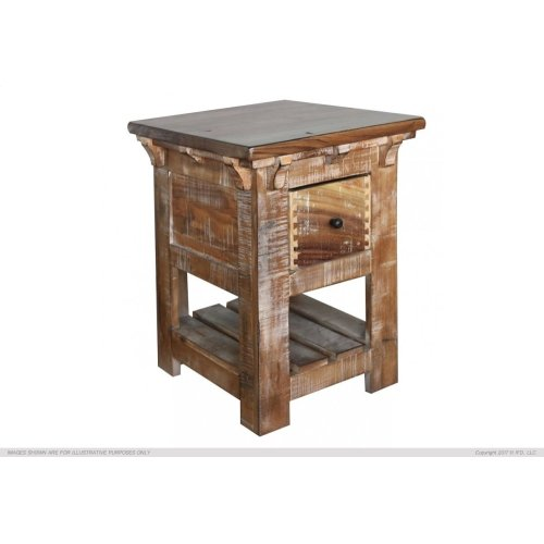 Red Hot Buy! Chair Side Table w/1 Drawer