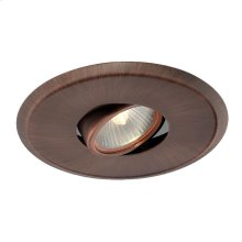 TRIM,4IN MINIMALIST GIMBAL - Satin Copper