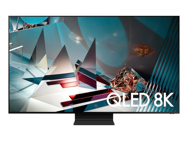 "Samsung75"" Class Q800t Qled 8k Uhd Hdr Smart Tv (2020)"
