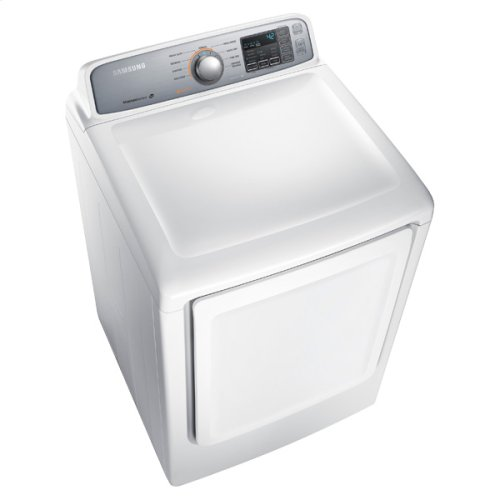 DV7000 7.4 cu. ft. Electric Dryer (White)