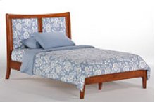 Chameleon Platform Bed Cherry - Full