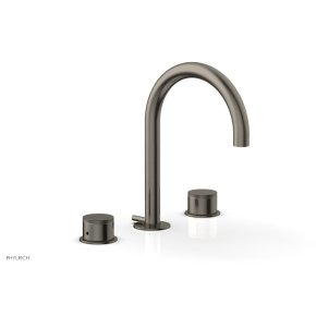 BASIC II Widespread Faucet 230-01 - Pewter