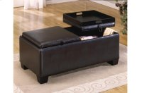 Storage Cocktail Ottoman Product Image