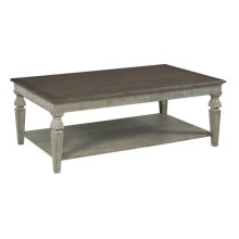 Cecilia Rectangular Cocktail Table