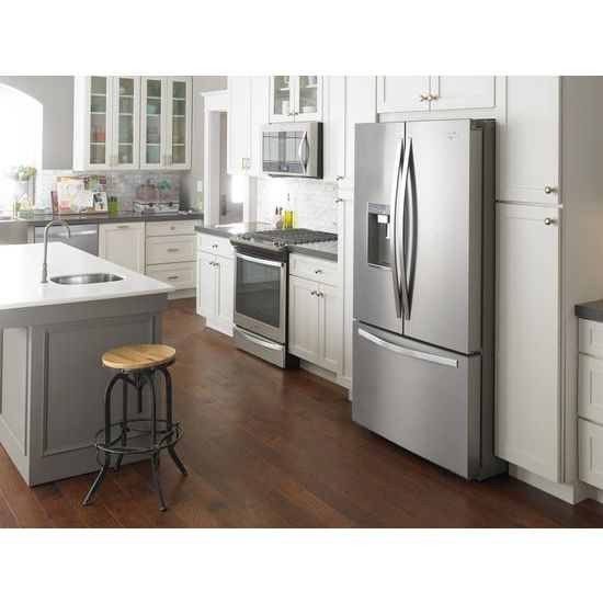 Additional Whirlpool® 36 Inch Wide French Door Refrigerator With Infinity  Slide Shelf   32