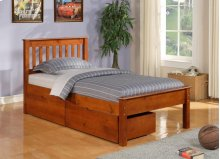 Twin Contempo Bed