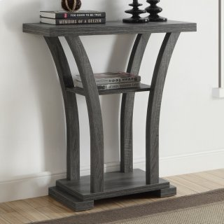 Draper Grey Sofa Table